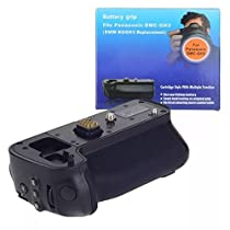 Neewer Replacement Battery Grip for DMW-BGGH3 Works with Rechargeable Battery DMW-BLF19E