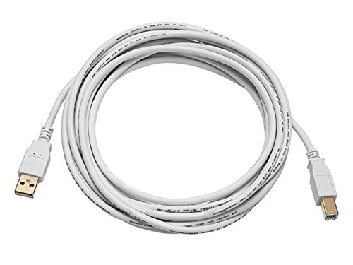 Monoprice 10ft 24AWG Cable Plated