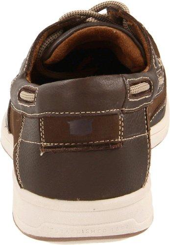 Florsheim Lakeside Ox Hombre Grande Piel Zapato