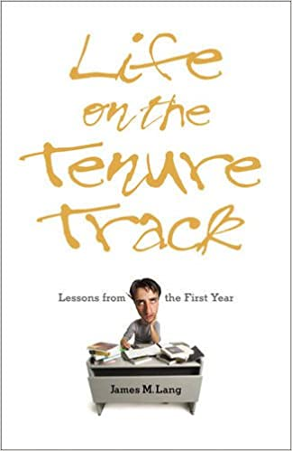 Life On The Tenure Track Lessons From First Year James M Lang 9780801881039 Amazon Books