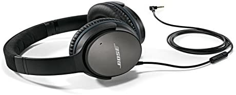 Save 32% on Bose QC25 Noise Cancelling Headphones