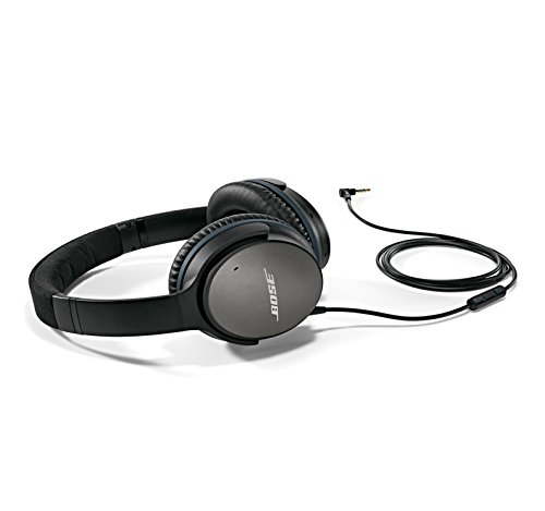 Bose QuietComfort 25 Acoustic Noise Cancelling Headphones for Android devices, Black