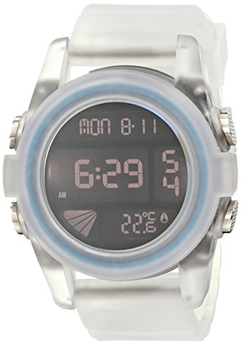 Nixon Unit Watch - Men's Translucent/Cosmos, One Size