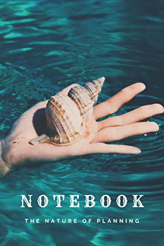 (Notebook: Nature: Seashell- A5, Journal, Pads, Diary, Notepad, Sketchbook (Blank) (Planet Earth Project))