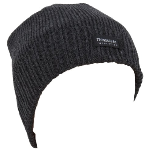 6e98d29f739 FLOSO® Mens Thinsulate Knitted Thermal Beanie Winter Ski Hat with Inner  Lining (3M 40g)