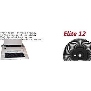 Amazon.com: Nakajima wpt150 y wtp160 máquina de escribir ...