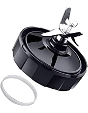 Harrianna Blade Replacement Parts Compatible with Nutri Ninja 6 fin Blender Blade Assembly Fits for 1000w Nutri Ninja Blender Bottom Replacement Blade.