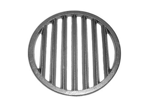 Theca - Parrilla hierro fundido para estufa mixta numero 3: Amazon.es: Bricolaje y herramientas