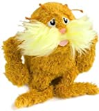 Dr Seuss Lorax 7 Inch Plush Stuffed Doll Toy