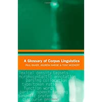 A Glossary of Corpus Linguistics