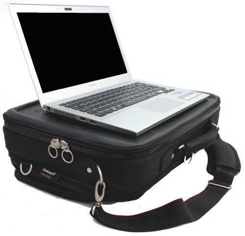 Desk Laptop Max Luxury Lap Bag and Computer Trabasack Large OSw8pxwn