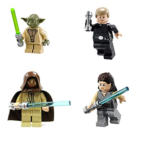 Yoda Luke Skywalker - 6