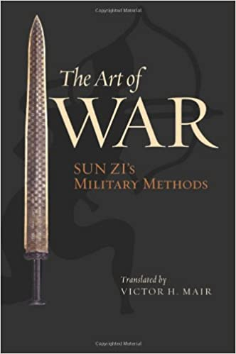 Art of War: Sun Zi's Military Methods (Translations from the Asian Classics)