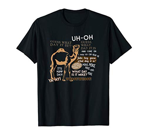 Guess What Day It Is TShirt Funny Christmas Gift Idea Shirt -