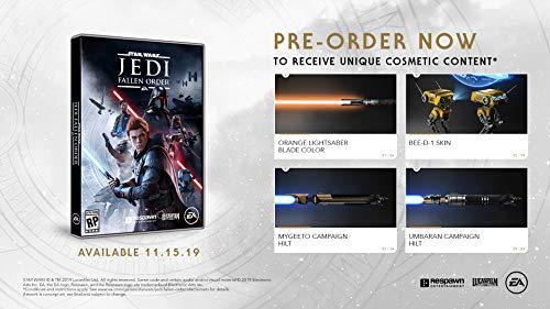 41SoJ3J2uKL - Star Wars Jedi: Fallen Order - PlayStation 4