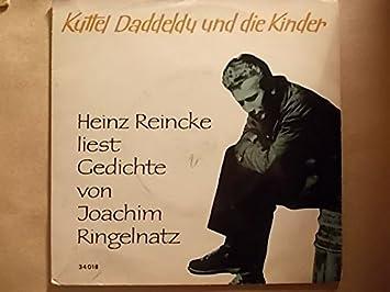 Kuttel Daddeldu Und Die Kinder Heinz Reincke Liest
