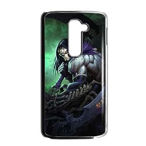 Darksiders LG G2 Cell Phone Case Black 218y-668982