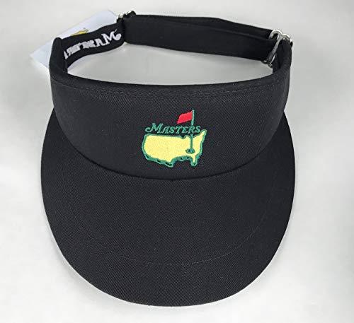 2019 Masters golf Visor black tour style augusta national new ()