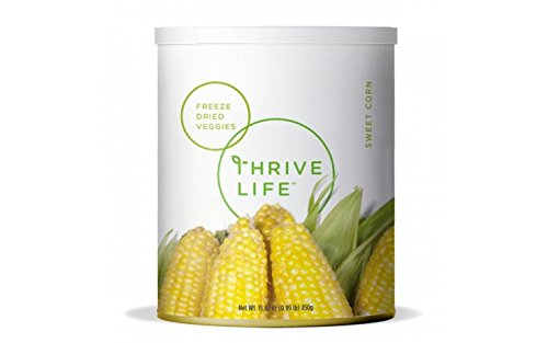 Thrive LIfe: Freeze-Dried Sweet Corn - Pantry Can (Freeze Dried Sweet Corn)