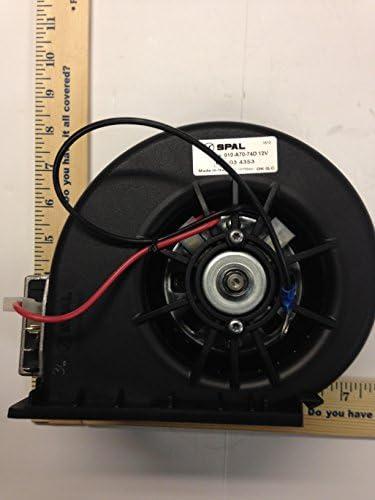 010-a70 – 74d 12 V motor del ventilador SPAL Automotive 010 a7074d ...