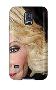 Flexible Tpu Back Case Cover For Galaxy S5 - Joan Rivers Photo