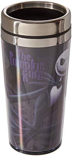 Jack Skellington Stainless Steel Travel Mug
