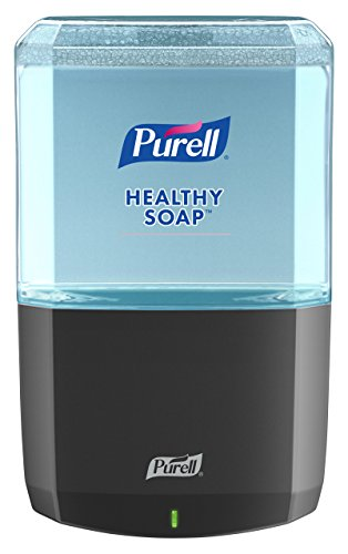 PURELL HEALTHY SOAP ES6 Dispenser, Graphite - Dispenser for ES6 1200mL Refills - 6434-01