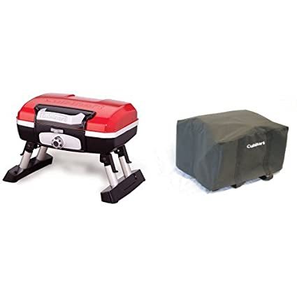 Amazon Com Cuisinart Cgg 180t Petit Gourmet Portable Tabletop Gas