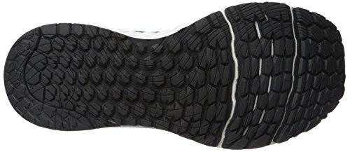 New Balance Men's 1080v7 Fresh Foam Extra Wide 2E Running Shoe Pisces/Black uaEKXR
