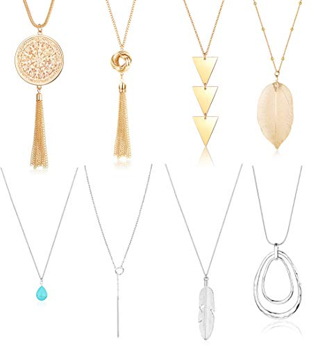 Casual Set Necklace - 1