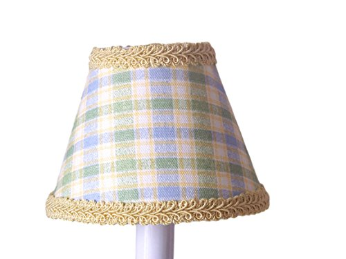 Silly Bear Lighting Classic Boy Chandelier Shade, Multicolor by Silly Bear Lighting (Image #1)