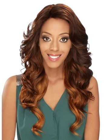 Sis Invisible Lace Top Part Lace Front Wig - OPAL (