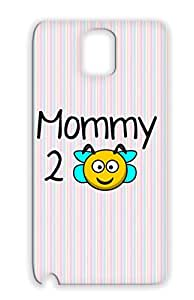 Mommy 2 Bee Gold For Sumsang Galaxy Note 3 Mom Pregnancy Newborn To Baby Family Pregnancy Mother Funny Be Mommy Mum Case