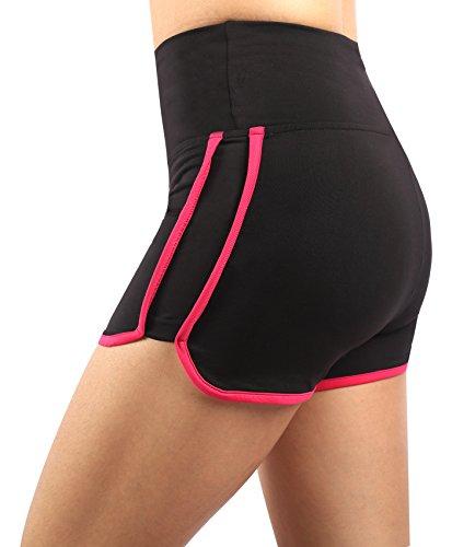 Neonysweets Womens Shorts Fitness Workout