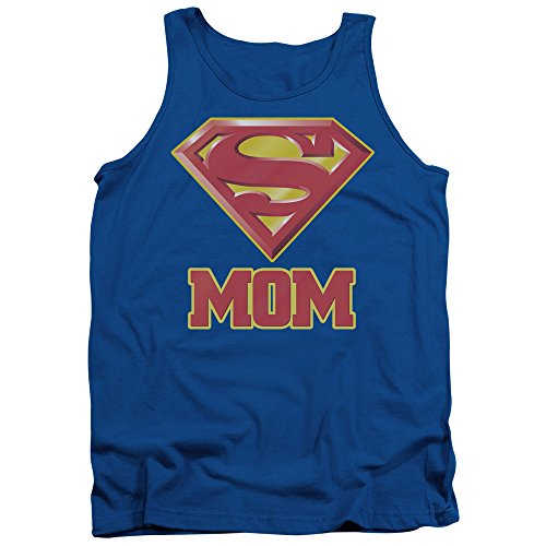 Superman+tank+tops Products : Superman DC Comics Super Mom Adult Tank Top Shirt