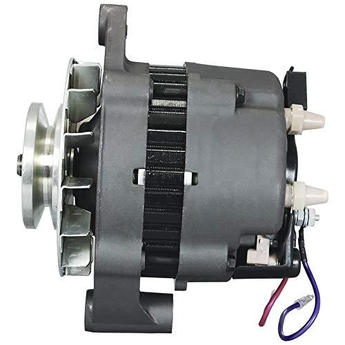 - New Alternator SAEJ1171 For 1981-95 Mercruiser 5.0 305 5.7 350 7.4 454 8.2 502 MIE Gen V 12449 19685 817119 817119-1 817119A1 817119A4 98555