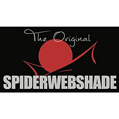 SPIDERWEBSHADE Jeep Wrangler JL Mesh Shade Top Sunshade UV Protection Accessory USA Made with 5 Year Warranty for Your JL 4-Door (2020 - current) in Tan: Automotive