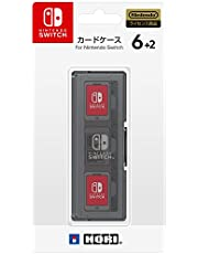 6 + 2 Card Case for Nintendo Switch, Black