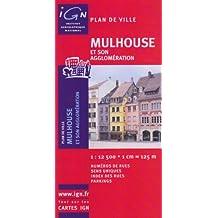 Ign Plan Mulhouse (+livret) #72208