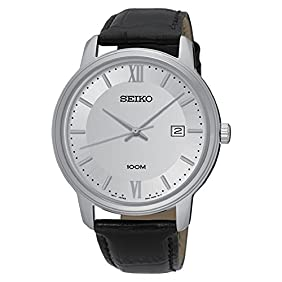 Seiko Strap Men's Quartz Watch SUR201