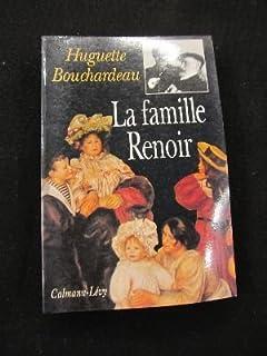 La famille Renoir, Bouchardeau, Huguette