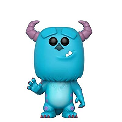 Funko POP! Disney: Monster's Sulley Collectible Figure, Multicolor: Funko Pop! Disney:: Toys & Games