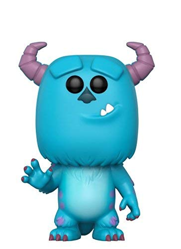Funko POP! Disney: Monster's Sulley Collectible Figure, Multicolor