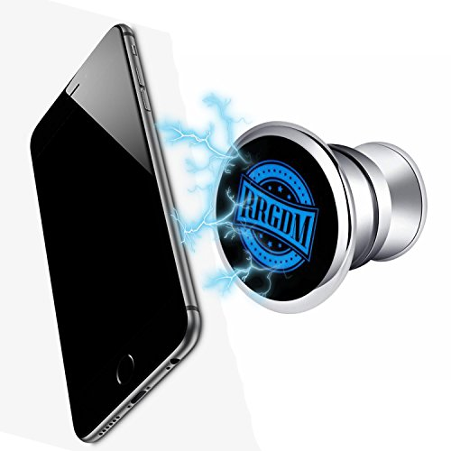 RRGDM Mobile Phone Car Mount - Universal Magnetic Cell Phone Dashboard Car Mount Holder
