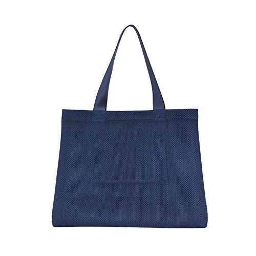 Material Al Para Azul Mujer Sintético Bolso Hombro Pro De Usa qHPv7X