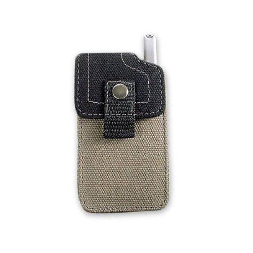 Technocel Universal Khaki Case - Olive Green/Black