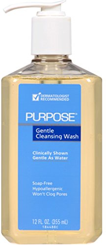 Purpose Gentle Cleansing Wash, 12 oz (Pack of 4)