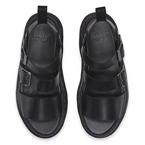 Dr.Martens DMSGRYBKBR15695001 Sandalo Uomo Nero 41