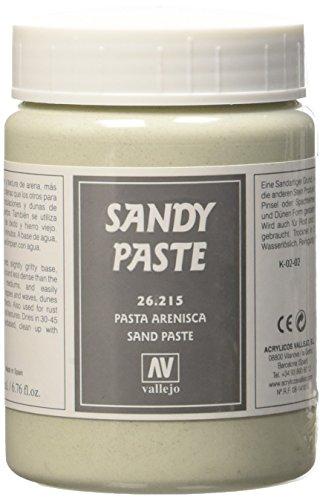 Vallejo Sandy Paste, 200ml - Hours Outlets Jackson