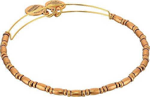 Alex and Ani Reed Rafaelian Gold Bracelet